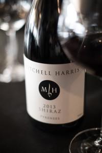 Mitchell Harris Shiraz 2013