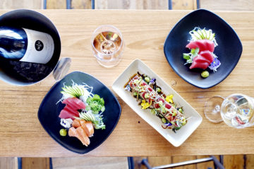 Japanese Lunch at Mitchell Harris
