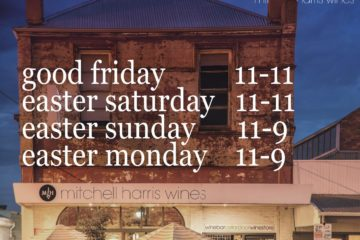 Easter Opening Hours at Mitchell Harris